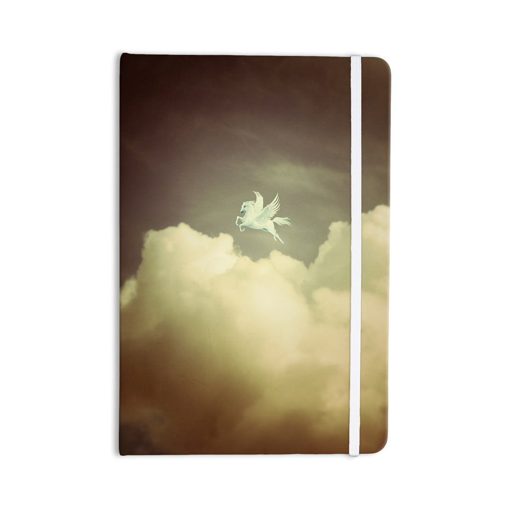 "Richard Casillas ""Pegasus"" Everything Notebook - KESS InHouse  - 1"