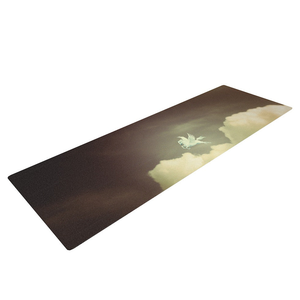 "Richard Casillas ""Pegasus"" Yoga Mat - KESS InHouse  - 1"
