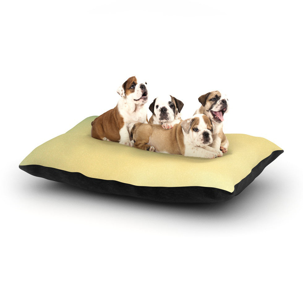 "Richard Casillas ""Let's Fly Away"" Dog Bed - KESS InHouse  - 1"