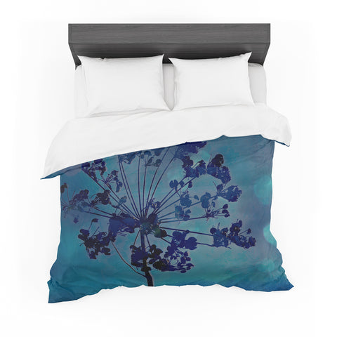 "Robin Dickinson ""Grapesiscle""  Featherweight Duvet Cover - Outlet Item"