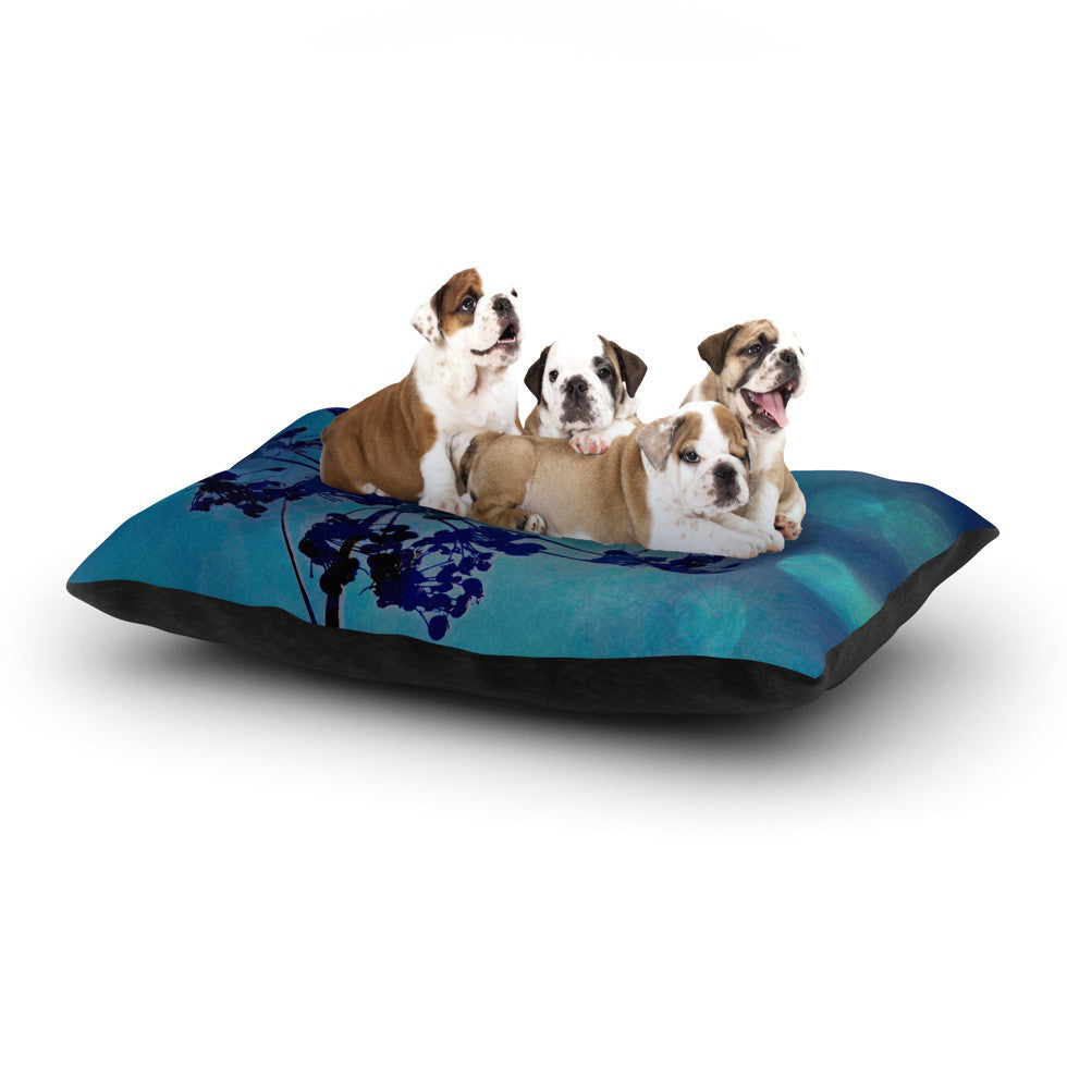 "Robin Dickinson ""Grapesiscle"" Dog Bed - KESS InHouse  - 1"