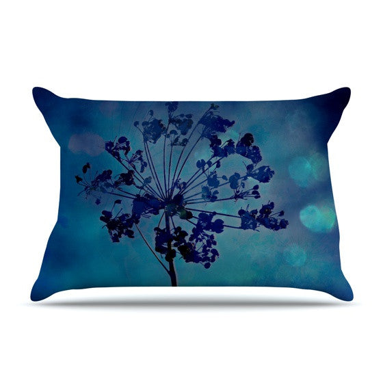 "Robin Dickinson ""Grapesiscle"" Pillow Sham - KESS InHouse"