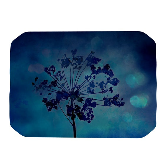 "Robin Dickinson ""Grapesiscle"" Place Mat - KESS InHouse"