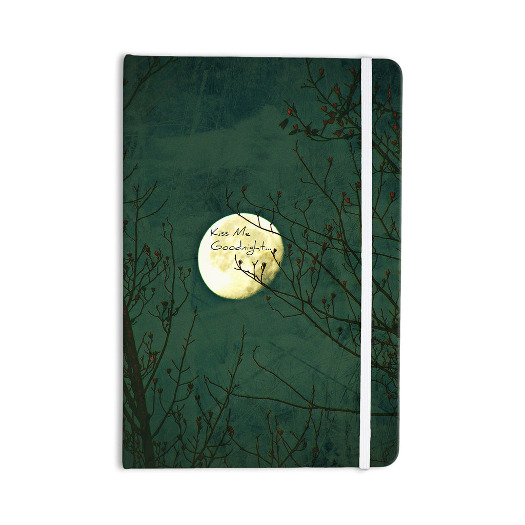 "Robin Dickinson ""Kiss Me Goodnight"" Everything Notebook - KESS InHouse  - 1"