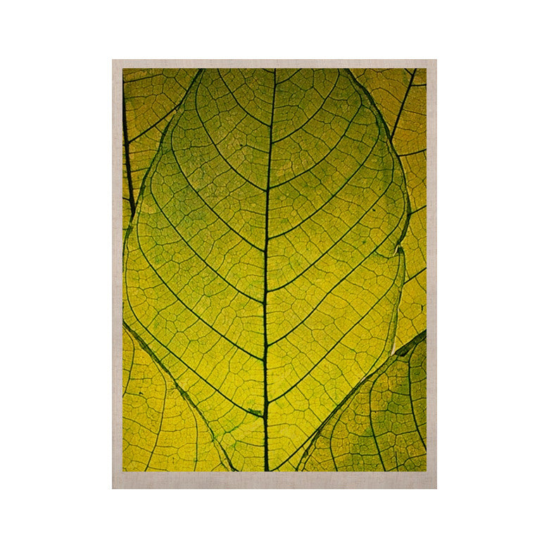 "Robin Dickinson ""Every Leaf a Flower"" KESS Naturals Canvas (Frame not Included) - KESS InHouse  - 1"