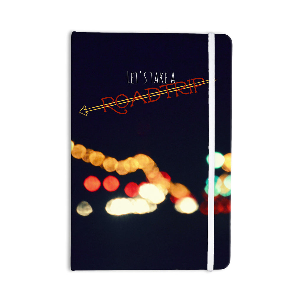 "Robin Dickinson ""Road Trip"" Everything Notebook - KESS InHouse  - 1"