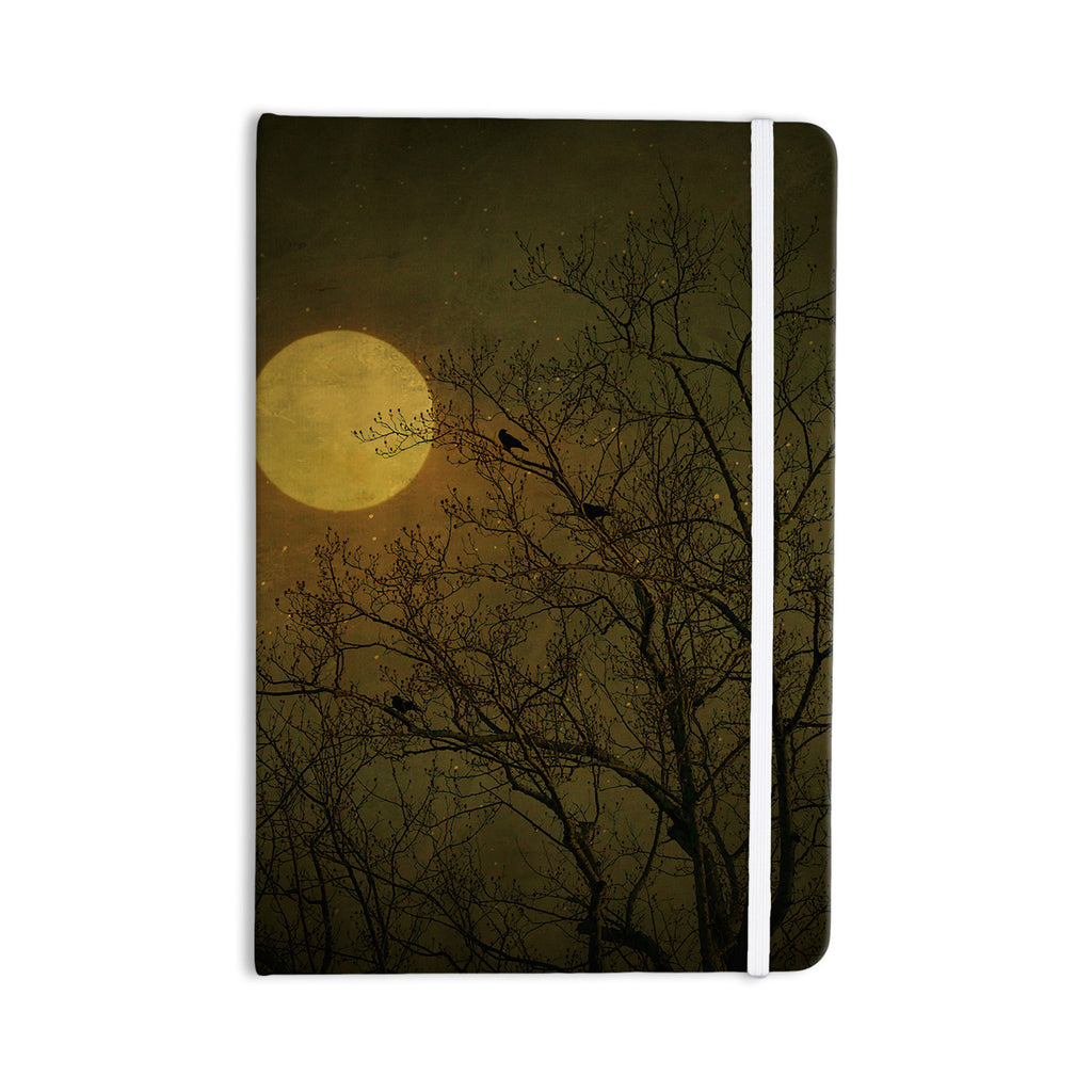 "Robin Dickinson ""Starry Night"" Everything Notebook - KESS InHouse  - 1"