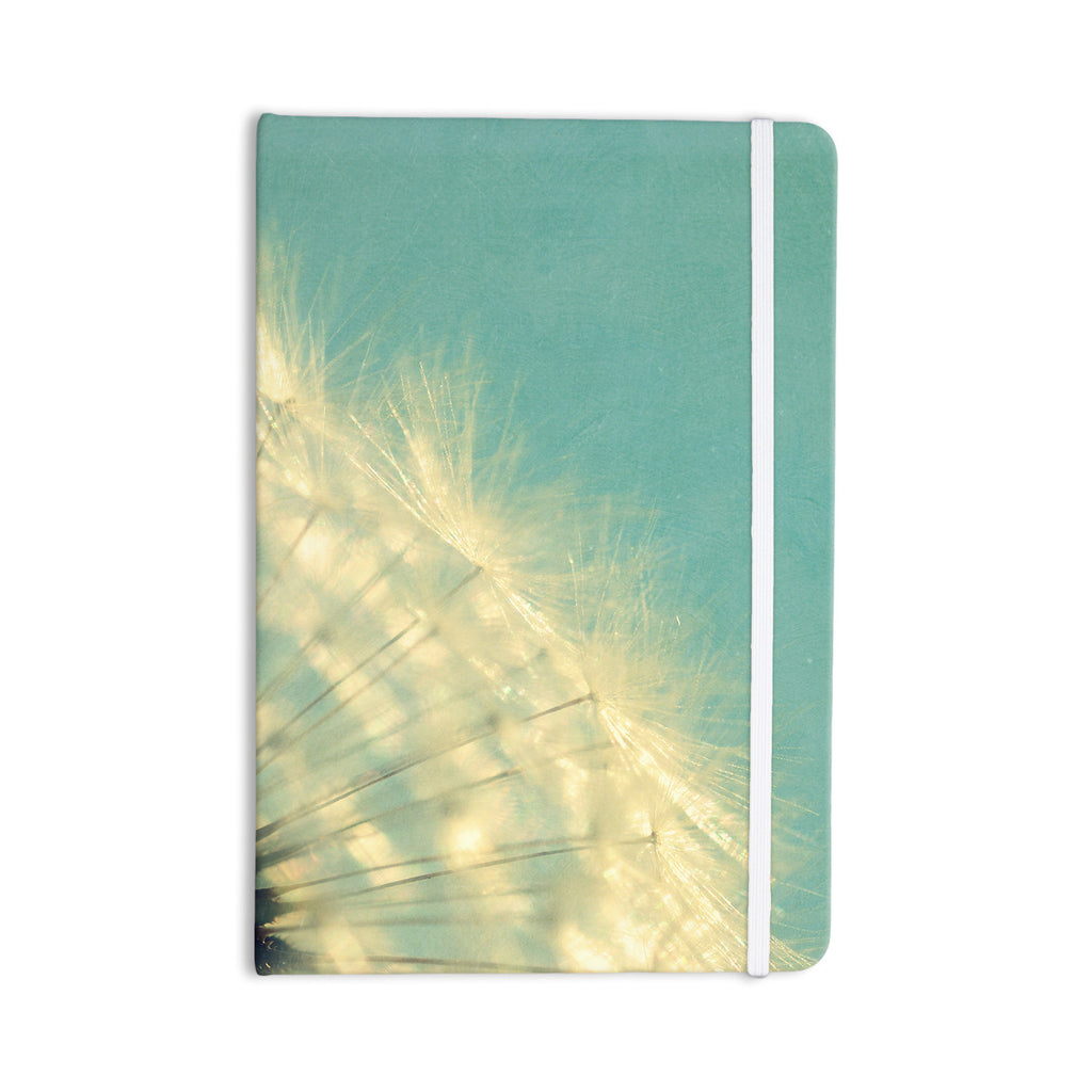 "Robin Dickinson ""Just Dandy"" Blue White Everything Notebook - KESS InHouse  - 1"