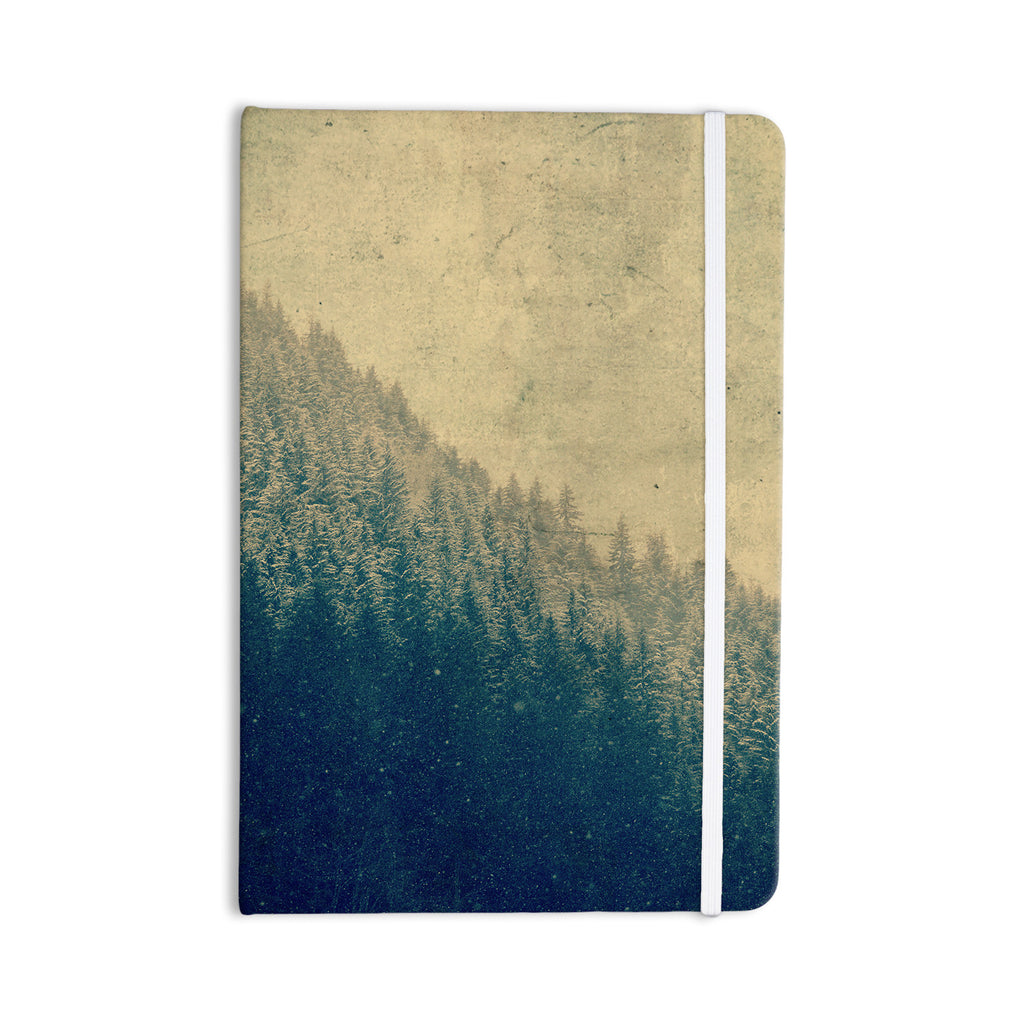 "Robin Dickinson ""Any Road Will Do"" Mountain Tree Everything Notebook - KESS InHouse  - 1"