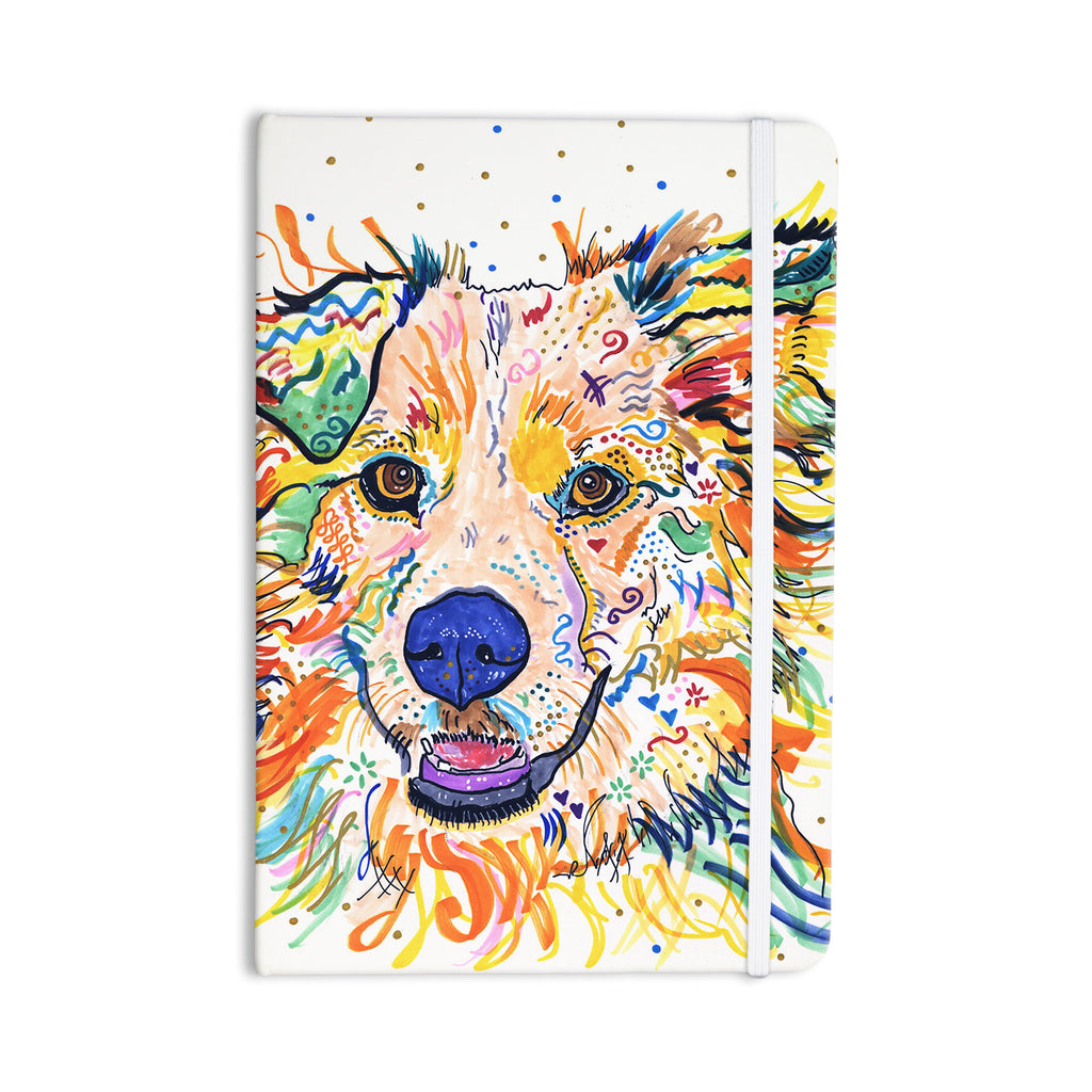 "Rebecca Fischer ""Jess"" Everything Notebook - KESS InHouse  - 1"