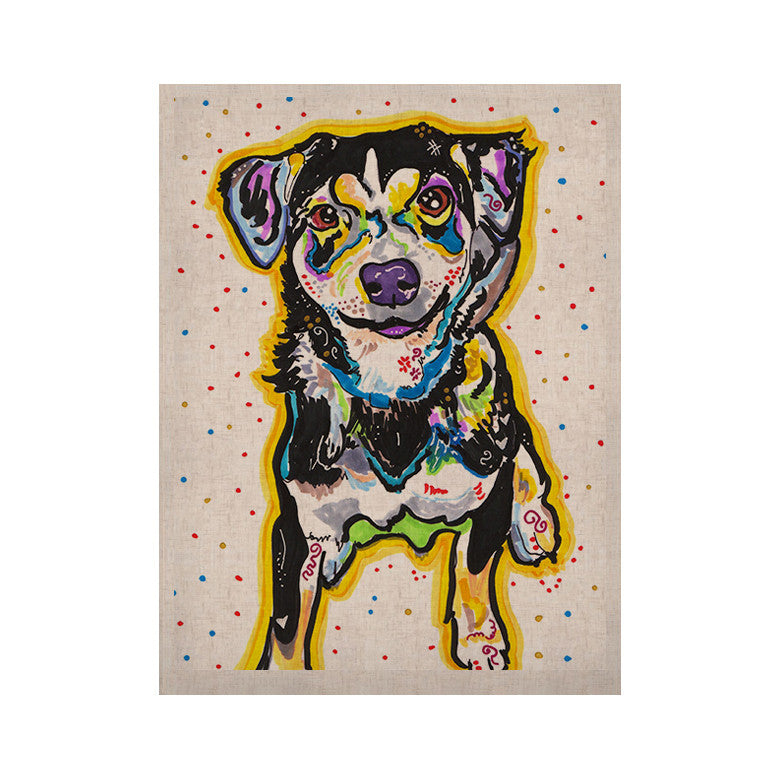 "Rebecca Fischer ""Jasper"" KESS Naturals Canvas (Frame not Included) - KESS InHouse  - 1"