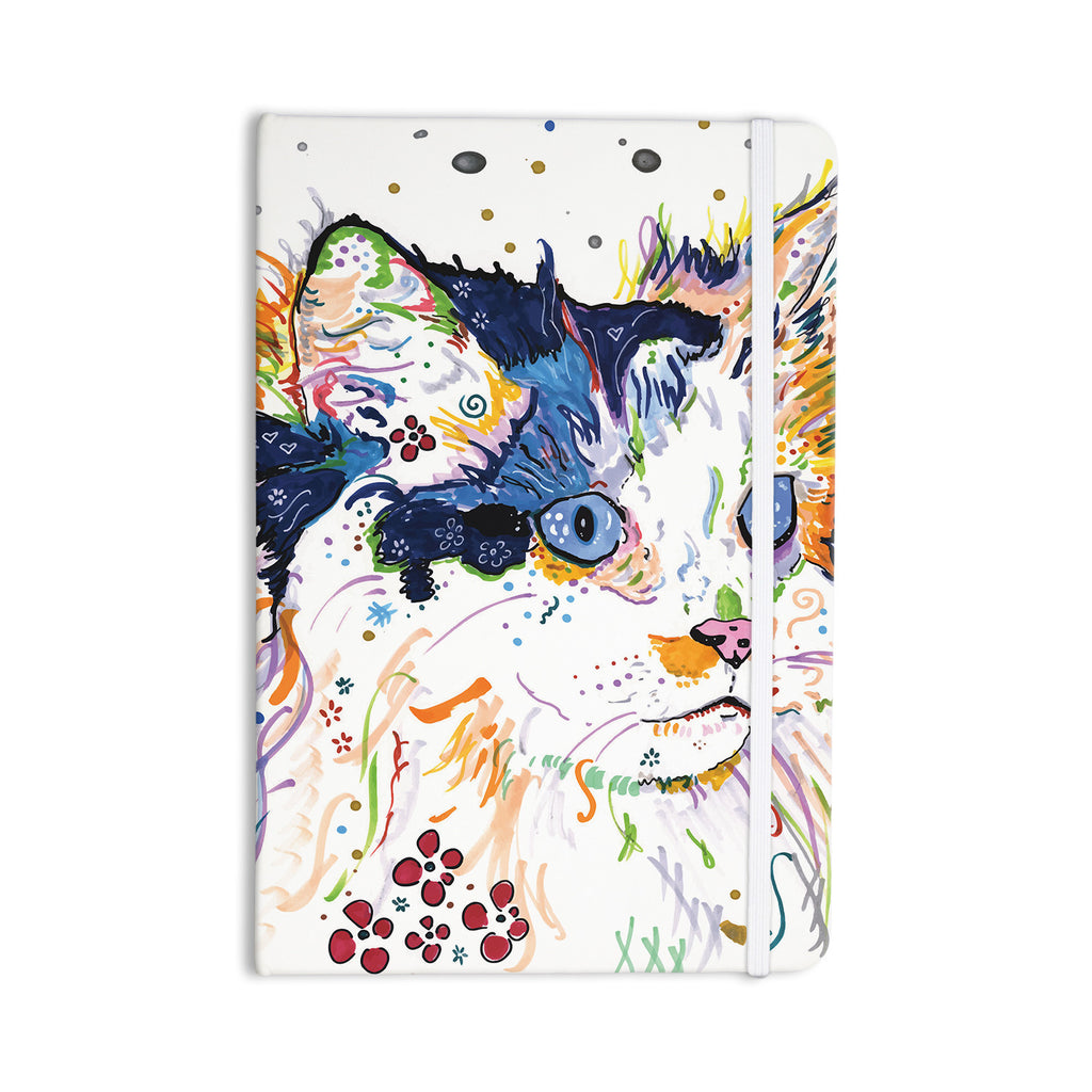 "Rebecca Fischer ""Sophia"" Everything Notebook - KESS InHouse  - 1"