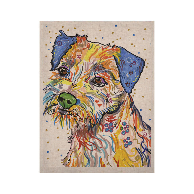 "Rebecca Fischer ""Rory"" KESS Naturals Canvas (Frame not Included) - KESS InHouse  - 1"