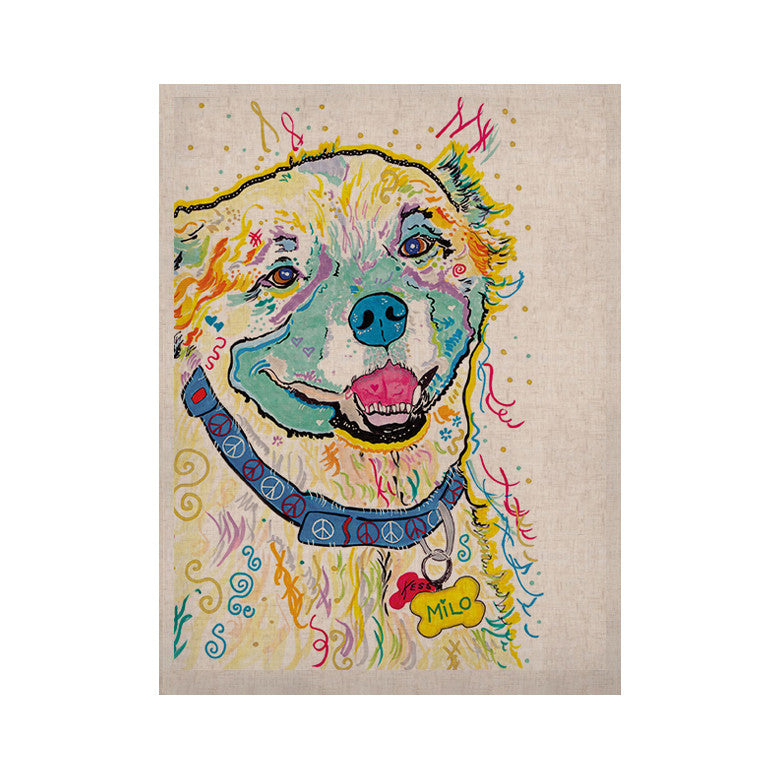 "Rebecca Fischer ""Milo"" KESS Naturals Canvas (Frame not Included) - KESS InHouse  - 1"