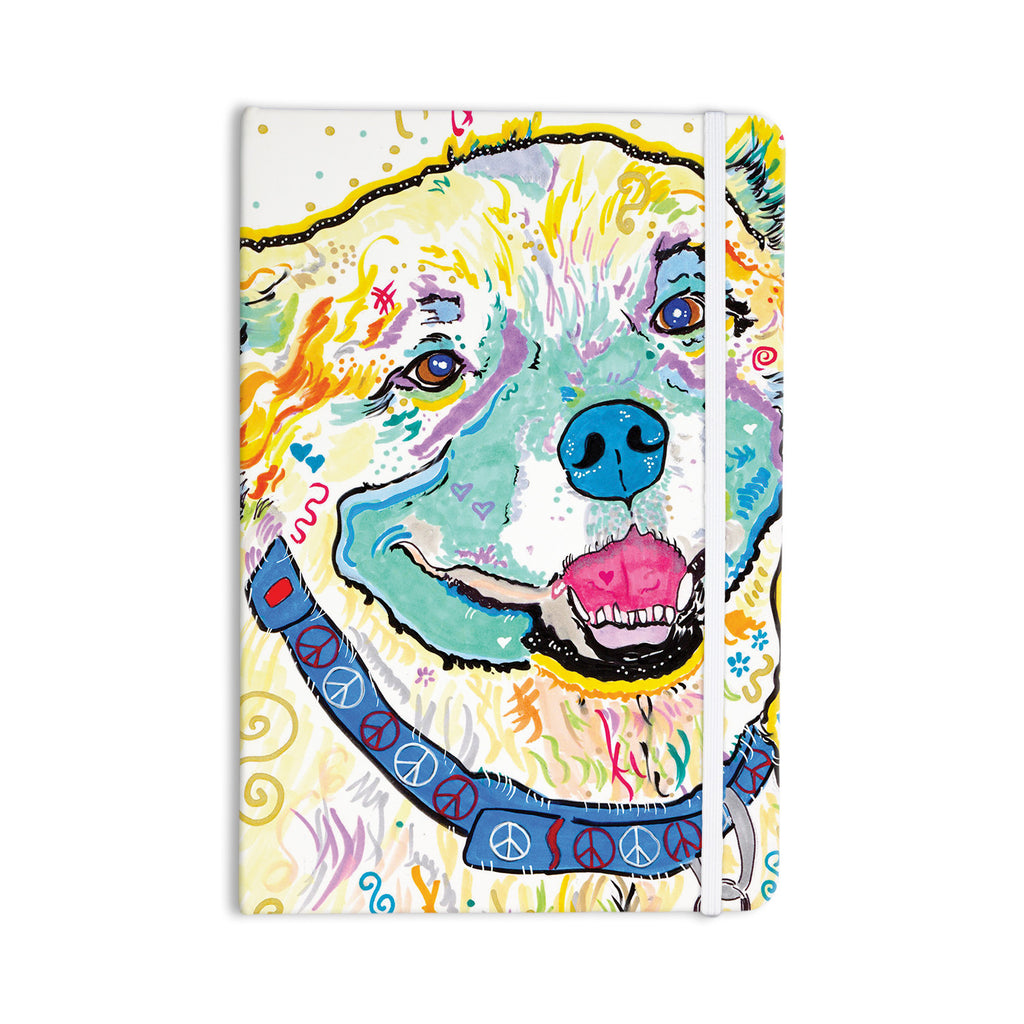 "Rebecca Fischer ""Milo"" Everything Notebook - KESS InHouse  - 1"
