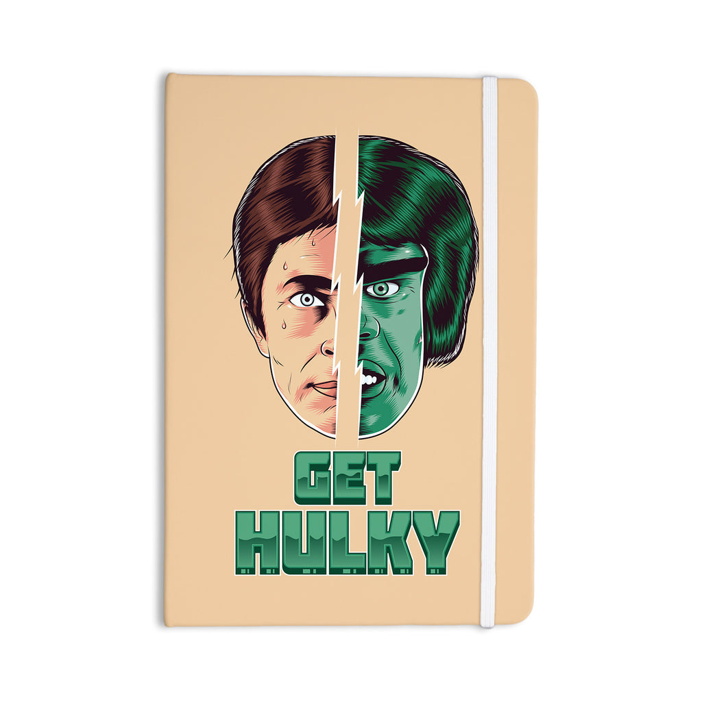 "Roberlan ""Get Hulky"" Avengers Everything Notebook - KESS InHouse  - 1"
