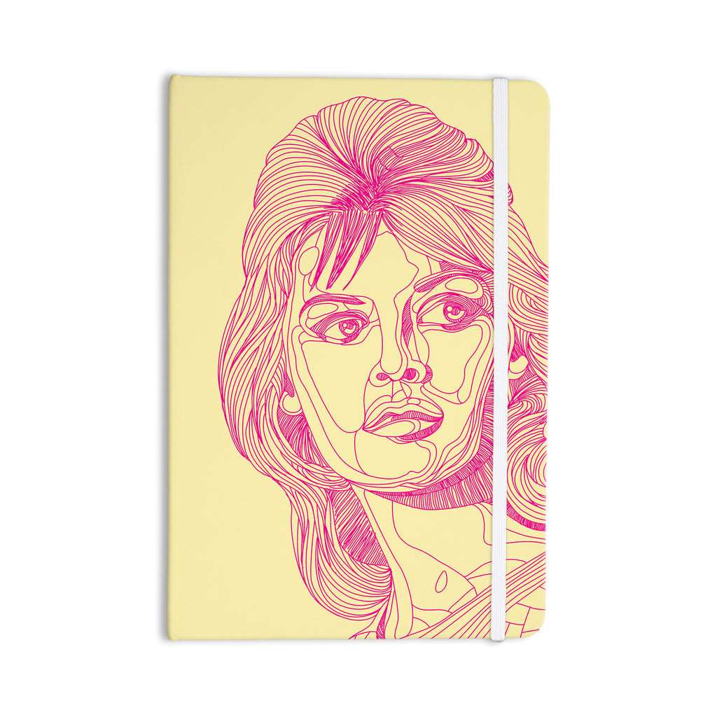 "Roberlan ""Bardot"" Everything Notebook - KESS InHouse  - 1"