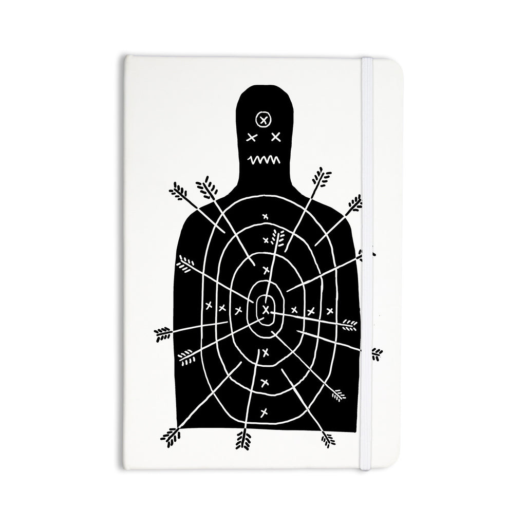 "BarmalisiRTB ""Arch Arrow"" Target Everything Notebook - KESS InHouse  - 1"