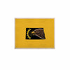 "BarmalisiRTB ""North Dakota"" Yellow Black Digital KESS Naturals Canvas (Frame not Included) - KESS InHouse  - 1"