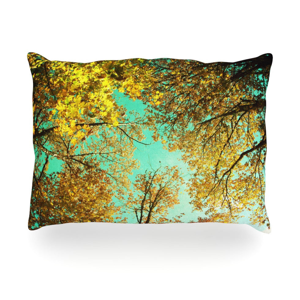 "Sylvia Cook ""Vantage Point"" Oblong Pillow - KESS InHouse"