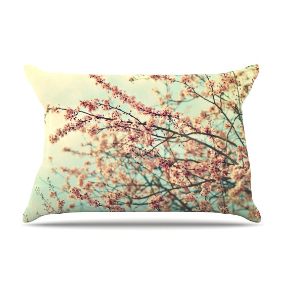 "Sylvia Cook ""Take a Rest"" Pillow Case - KESS InHouse  - 1"