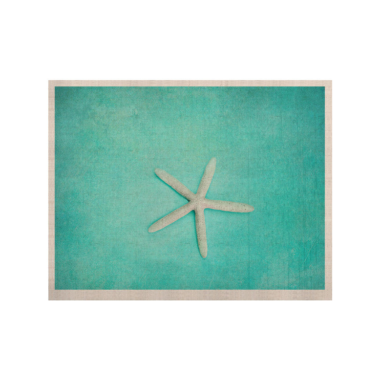 "Sylvia Cook ""Starfish"" KESS Naturals Canvas (Frame not Included) - KESS InHouse  - 1"