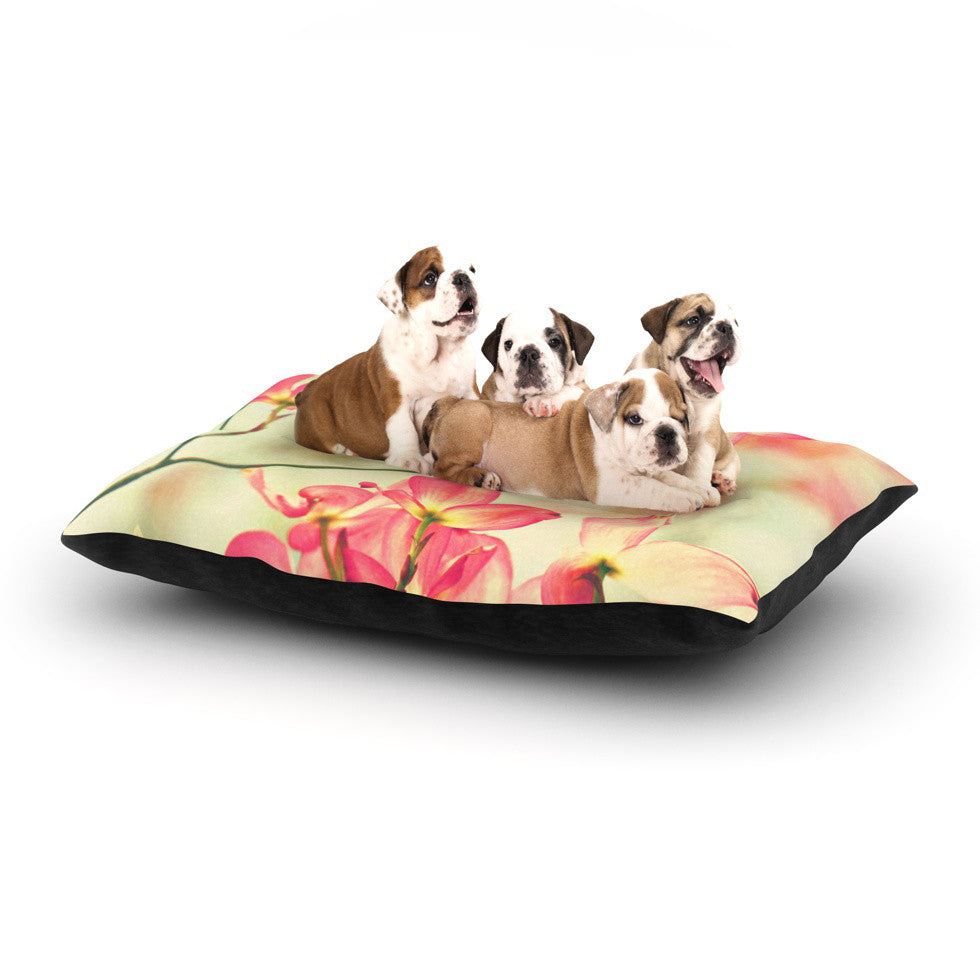 "Sylvia Cook ""Morning Light"" Dog Bed - KESS InHouse  - 1"