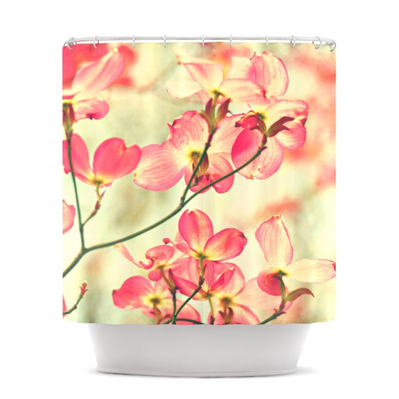 "Sylvia Cook ""Morning Light"" Shower Curtain - KESS InHouse"