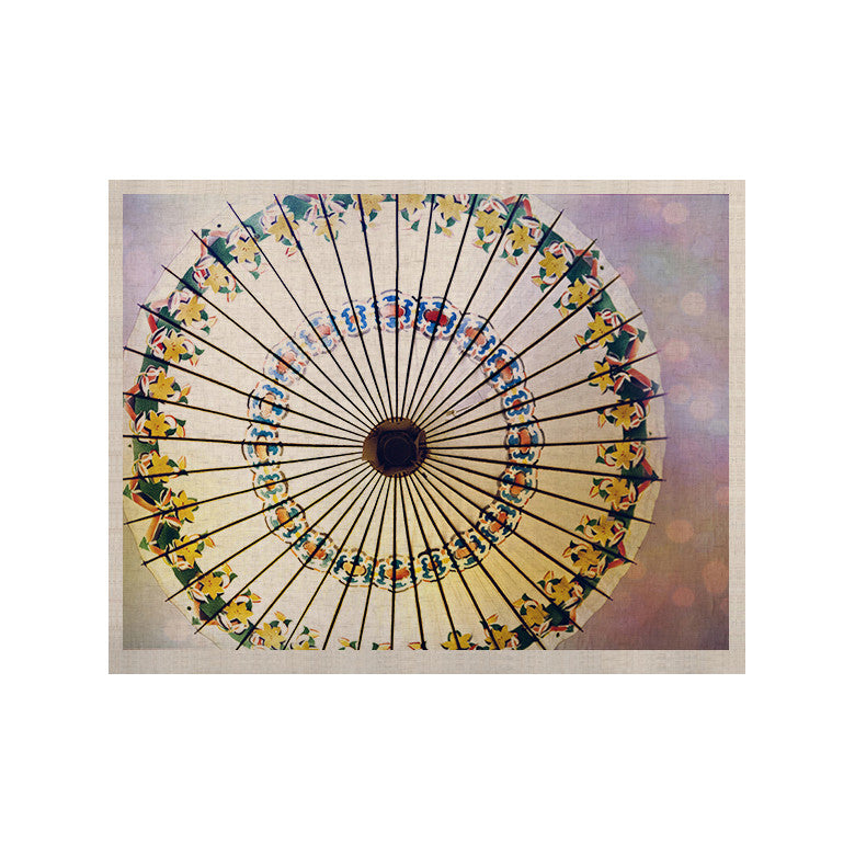 "Sylvia Cook ""Parasol"" KESS Naturals Canvas (Frame not Included) - KESS InHouse  - 1"