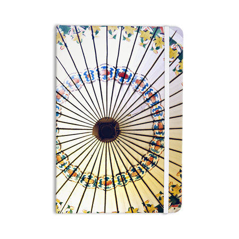 "Sylvia Cook ""Parasol"" Everything Notebook - KESS InHouse  - 1"