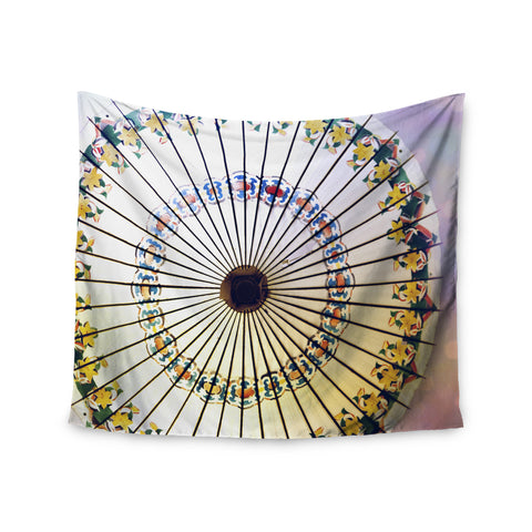 "Sylvia Cook ""Parasol"" Wall Tapestry - KESS InHouse  - 1"