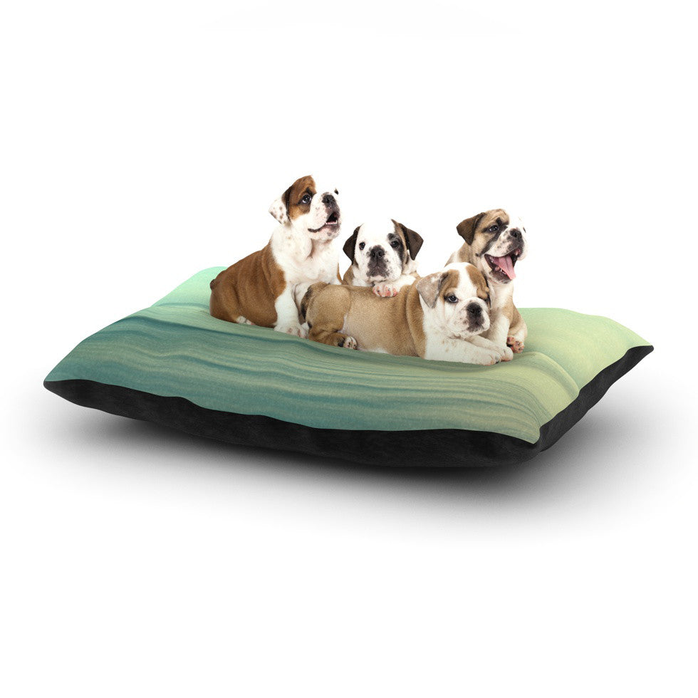 "Sylvia Cook ""Beach"" Dog Bed - KESS InHouse  - 1"