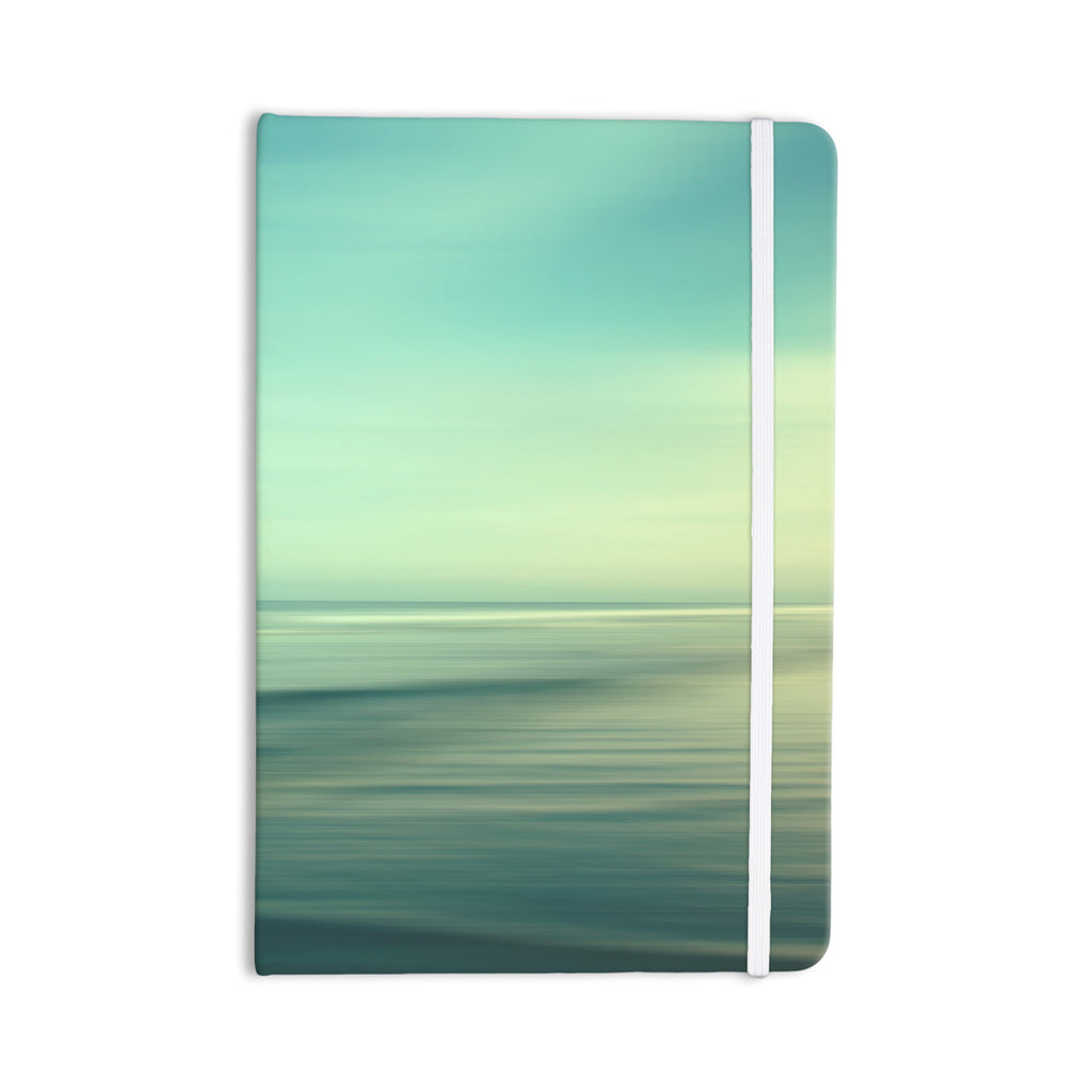 "Sylvia Cook ""Beach"" Everything Notebook - KESS InHouse  - 1"