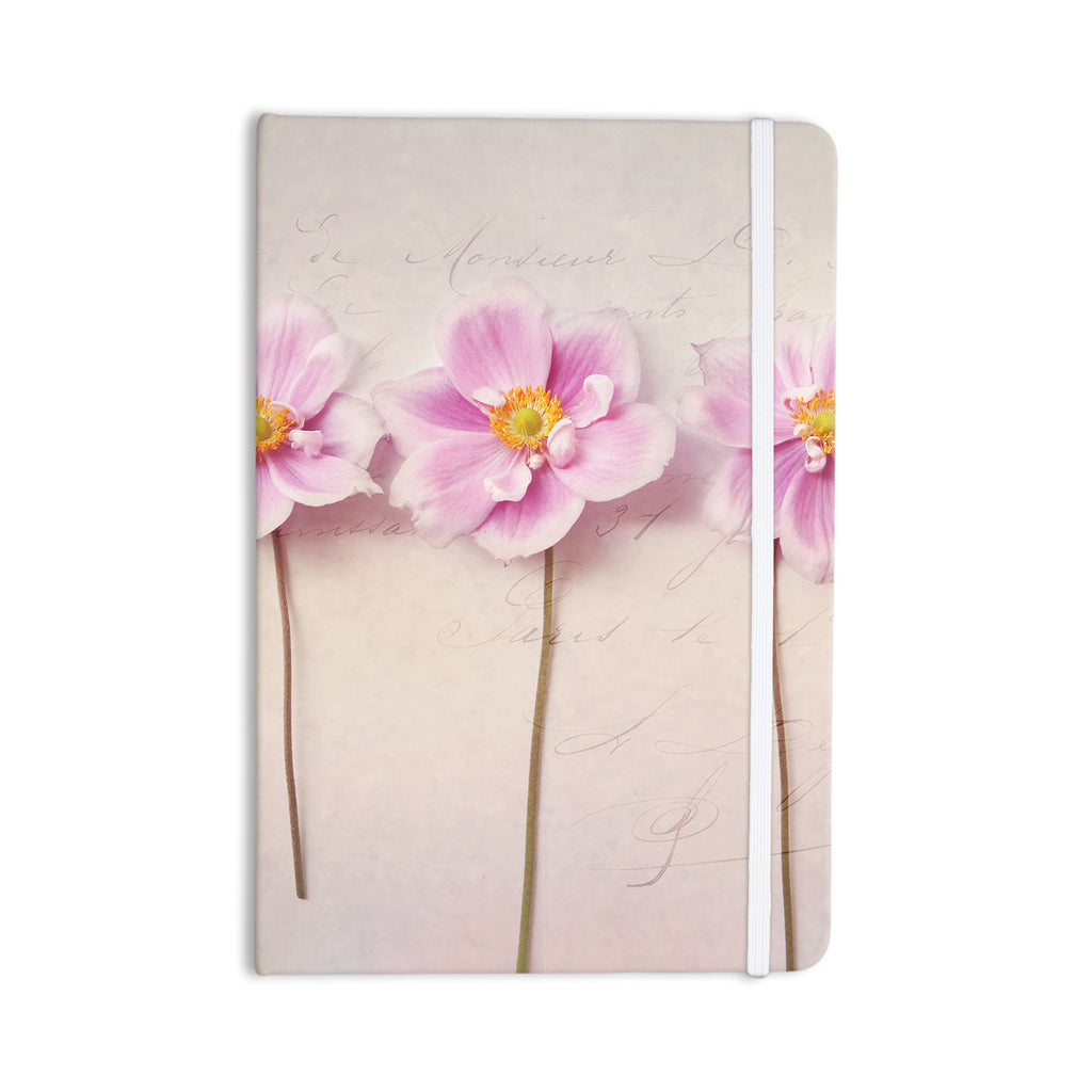 "Sylvia Cook ""Anemone Trio"" Everything Notebook - KESS InHouse  - 1"