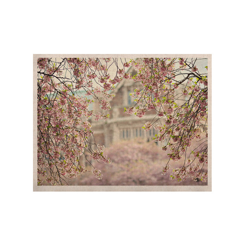 "Sylvia Cook ""Pink Dream"" KESS Naturals Canvas (Frame not Included) - KESS InHouse  - 1"