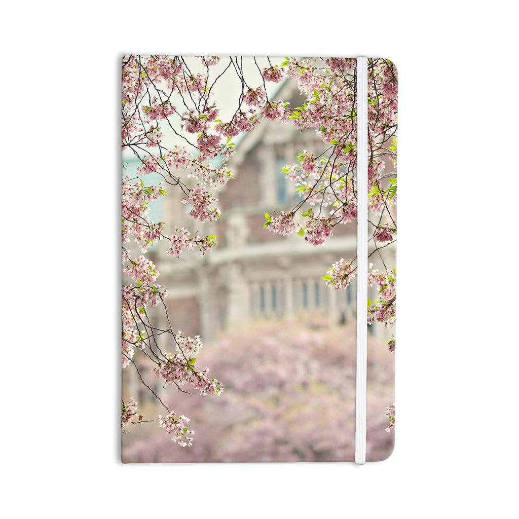 "Sylvia Cook ""Pink Dream"" Everything Notebook - KESS InHouse  - 1"