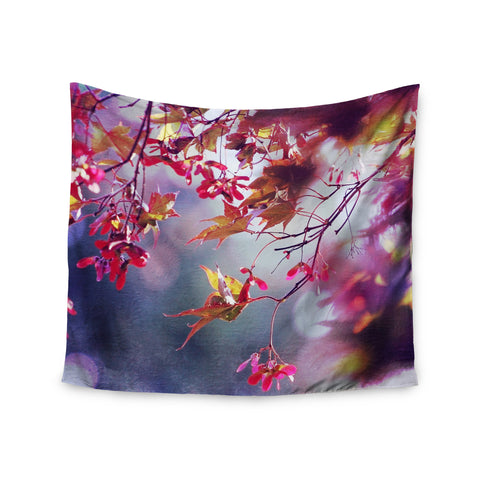 "Sylvia Cook ""Autumn"" Wall Tapestry - KESS InHouse  - 1"