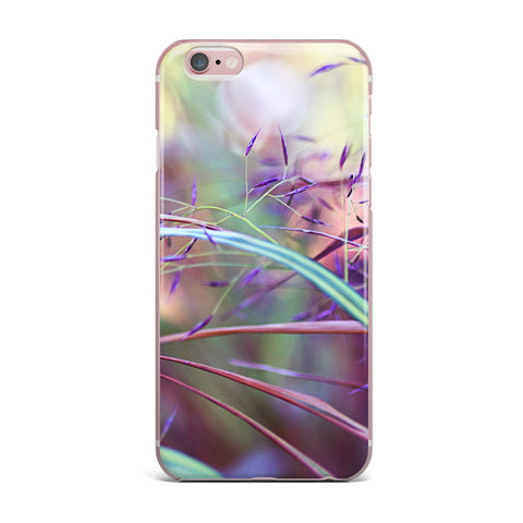 "Sylvia Cook ""Pretty Grasses"" iPhone Case - KESS InHouse"