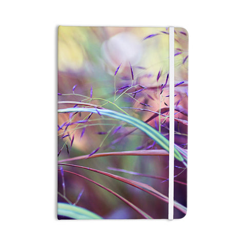 "Sylvia Cook ""Pretty Grasses"" Everything Notebook - KESS InHouse  - 1"
