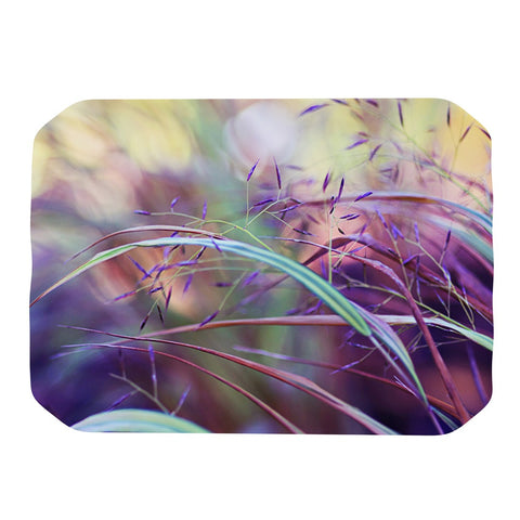 "Sylvia Cook ""Pretty Grasses"" Place Mat - KESS InHouse"