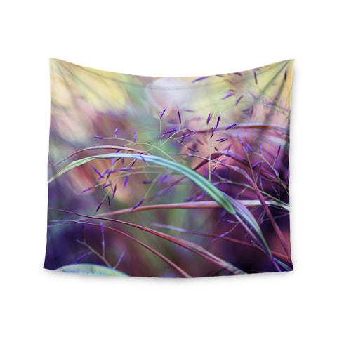 "Sylvia Cook ""Pretty Grasses"" Wall Tapestry - KESS InHouse  - 1"