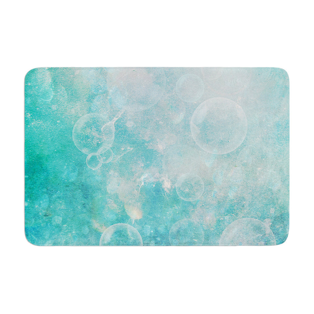 "Sylvia Cook ""Happily Ever After"" Memory Foam Bath Mat - KESS InHouse"