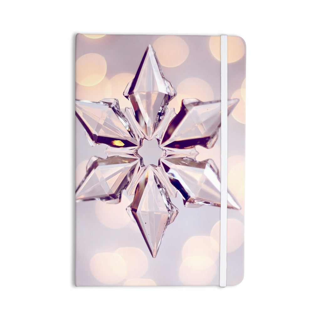 "Sylvia Cook ""Starbright"" Holiday Everything Notebook - KESS InHouse  - 1"