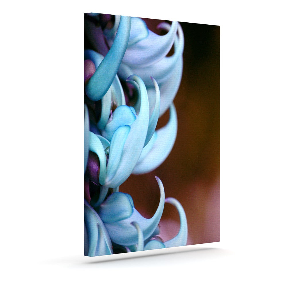 "Suzanne Carter ""Bloom"" Outdoor Canvas Wall Art - KESS InHouse  - 1"