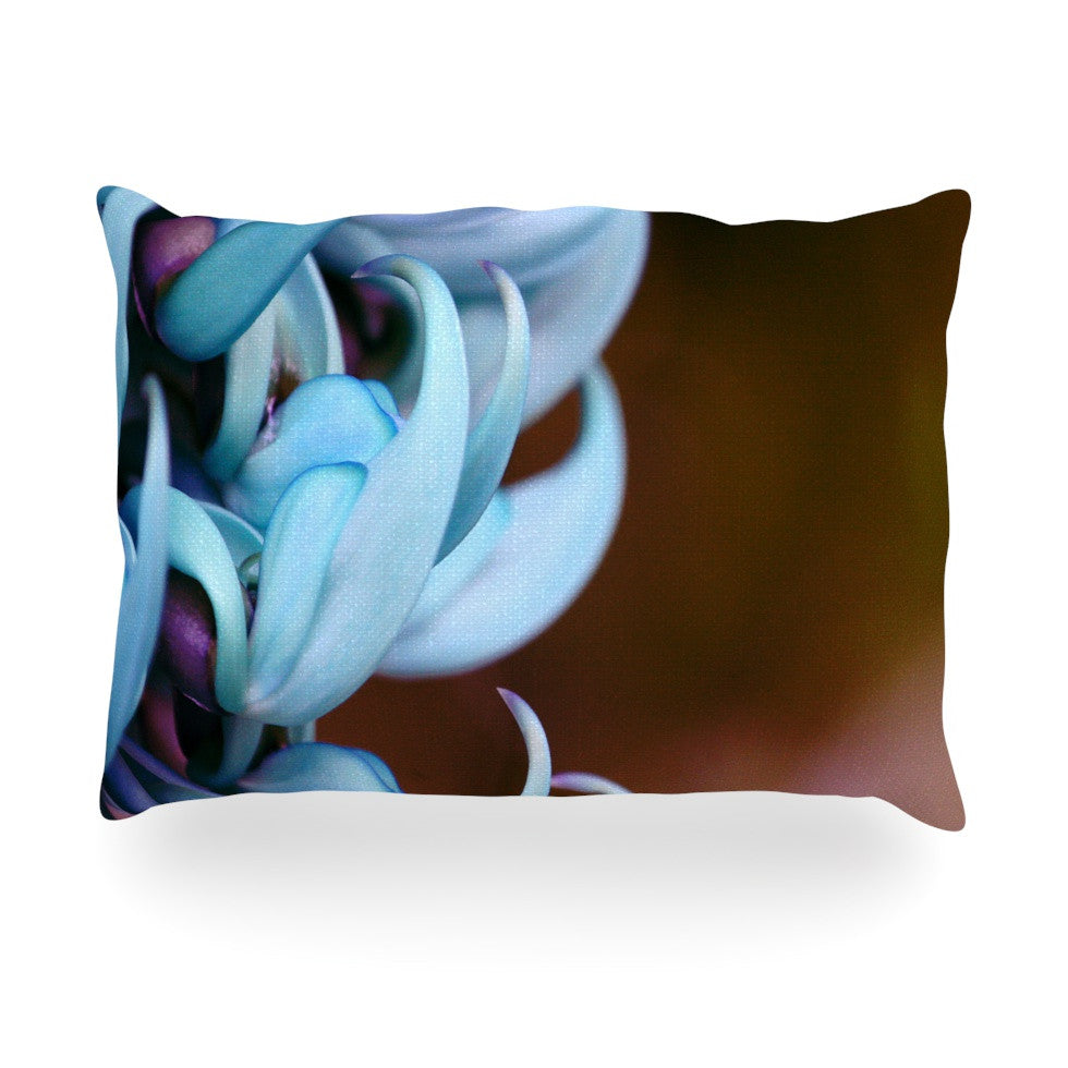 "Suzanne Carter ""Bloom"" Oblong Pillow - KESS InHouse"