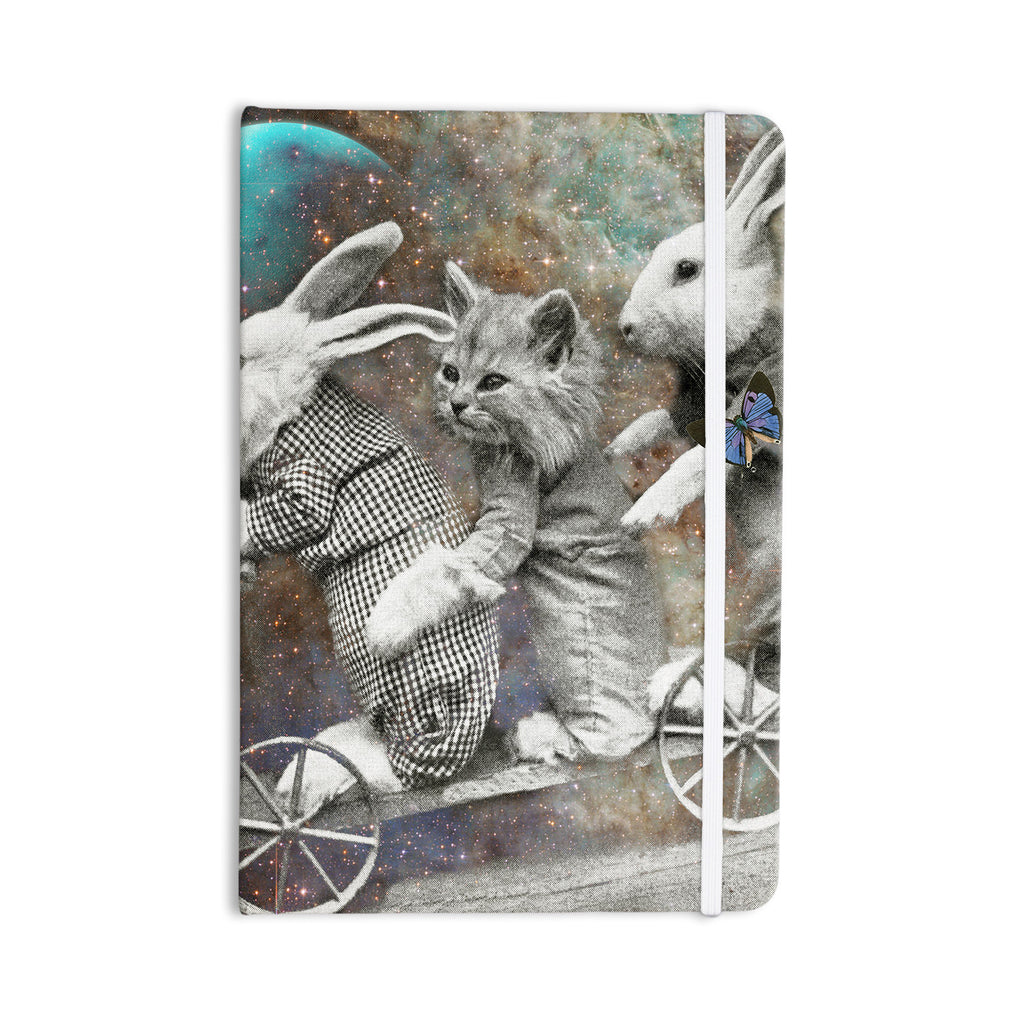 "Suzanne Carter ""Space Travel"" Everything Notebook - KESS InHouse  - 1"