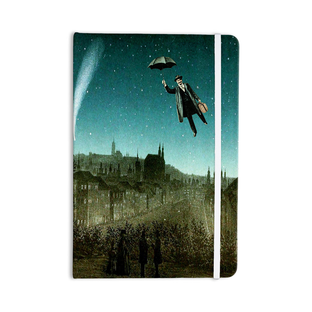 "Suzanne Carter ""The Departure"" Everything Notebook - KESS InHouse  - 1"