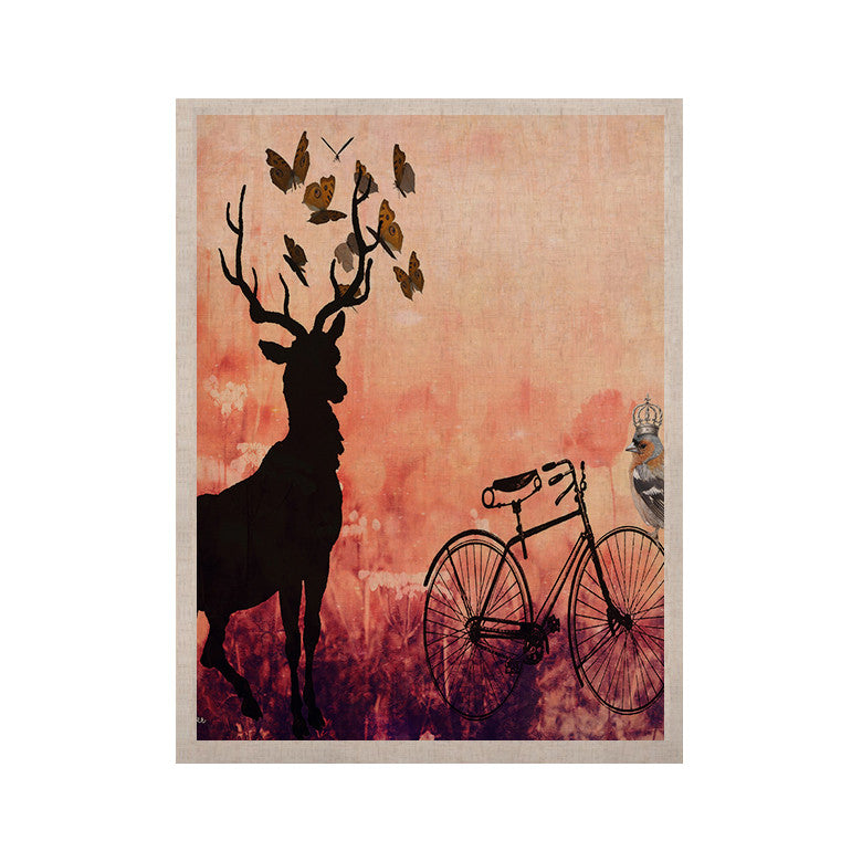 "Suzanne Carter ""Vintage Forest"" KESS Naturals Canvas (Frame not Included) - KESS InHouse  - 1"