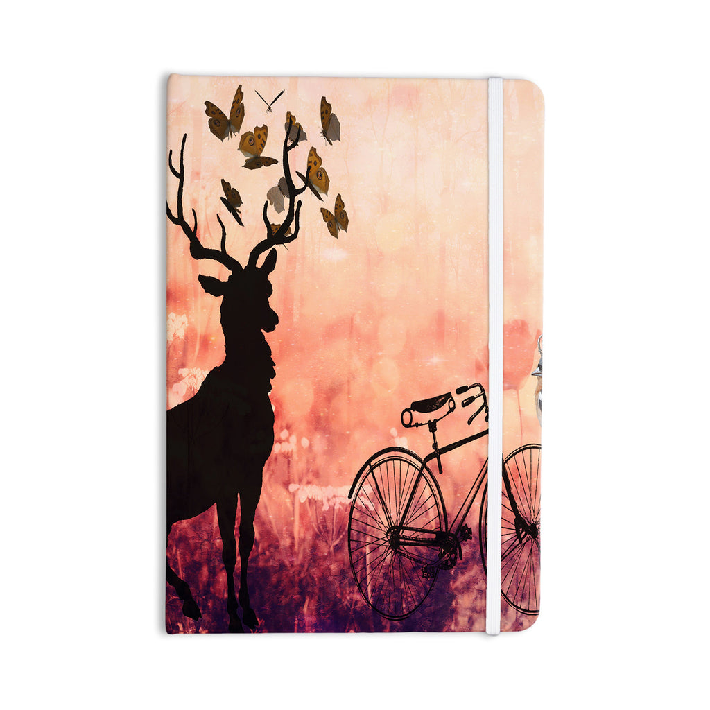"Suzanne Carter ""Vintage Forest"" Everything Notebook - KESS InHouse  - 1"