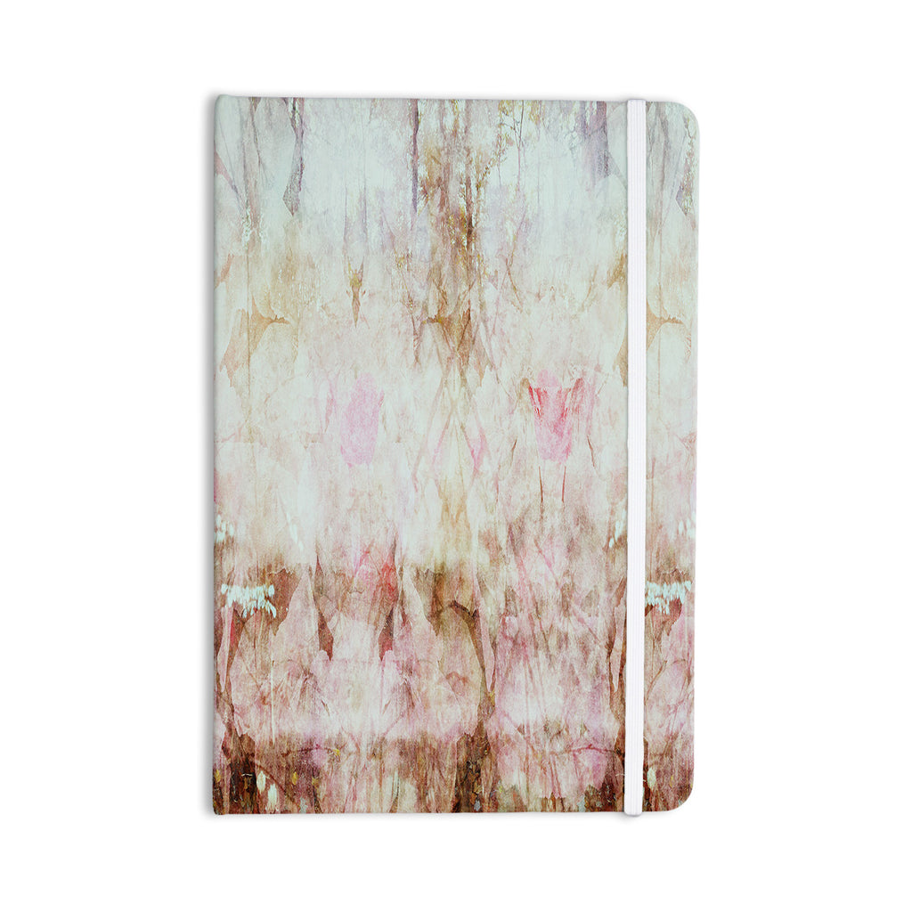 "Suzanne Carter ""Florian"" Pink Everything Notebook - KESS InHouse  - 1"